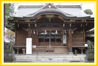 東京都台東区上野 下谷神社