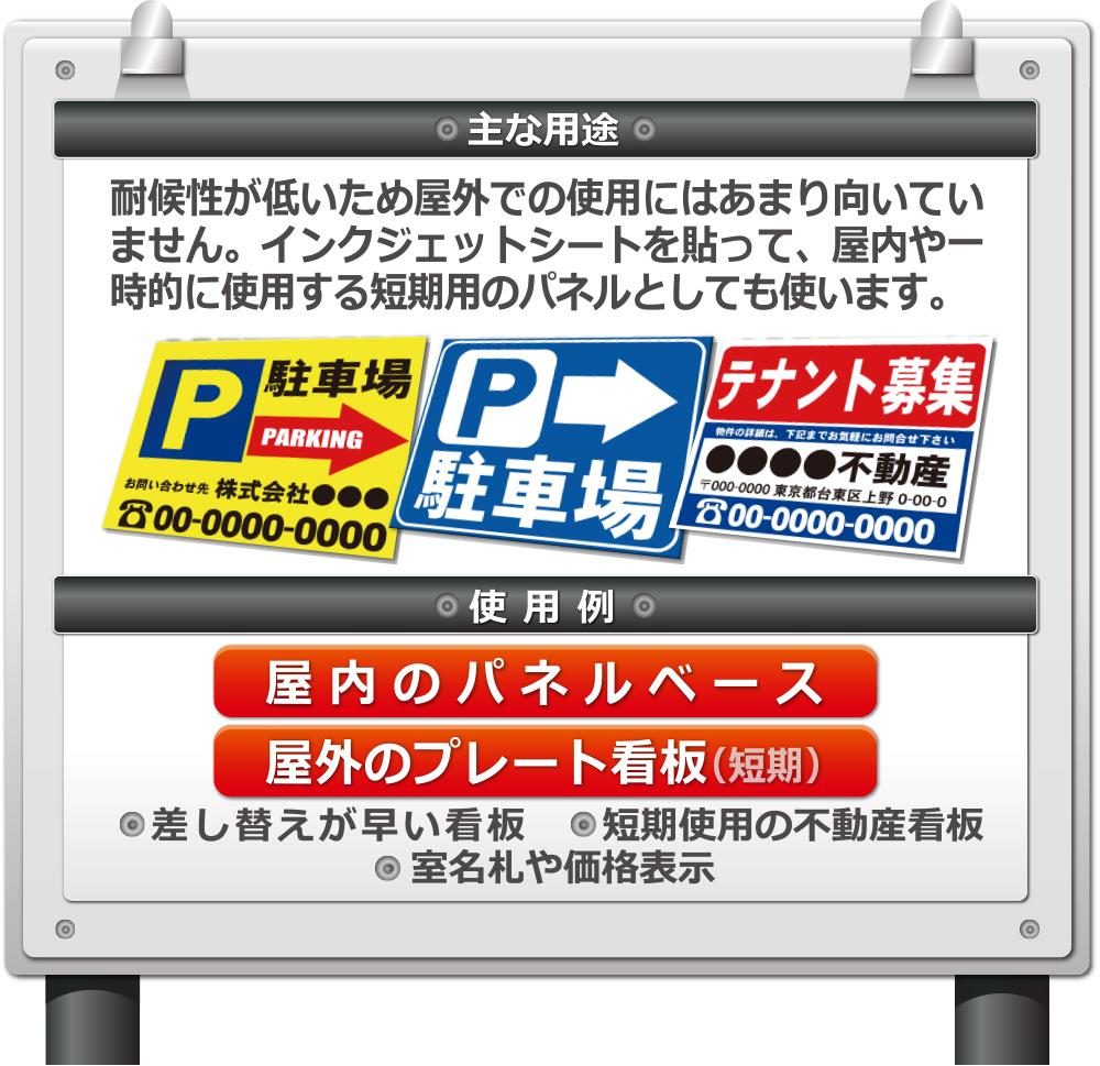 PPパネル使用例